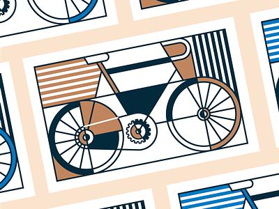 Polka. Illustration Exploration exploration illustration cycling