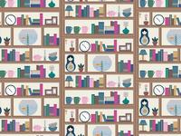 Shelves Pattern