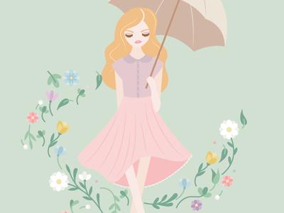 Lilac Blossoms...