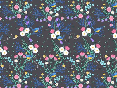 Birds & Butterflies (again)