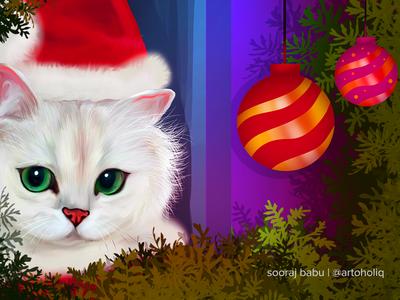 Merry Christmas #illustration