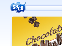 SACO Foods Website