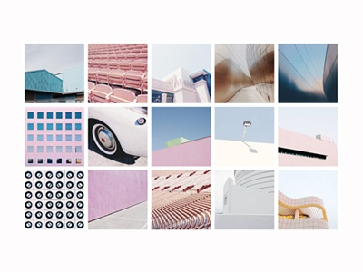 PANTONE | Geometric LA