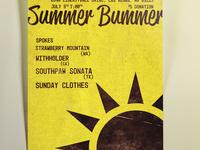 Summer Bummer - House Show