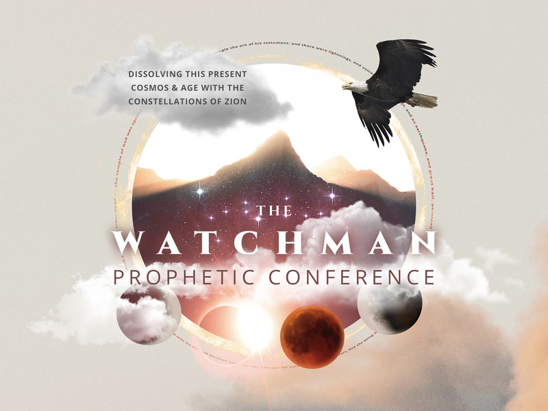 The Watchman Prophetic Conference zion stars signs eagle cave adullam lagos nigeria conference prophetic watchman