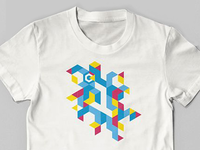 One year anniversary tee for Compare Metrics