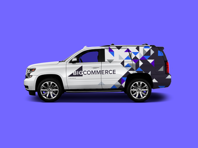 BigCommerce SUV — side