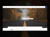 Easy Trip Web Design2