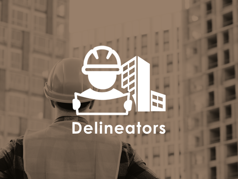 Construction Company Logo daily inspiration logo inspiration design inspiration symbol engineers labor labour worker civil engineering infrastructure architect architecture construction graphics design graphics design adobe photoshop logo design logo