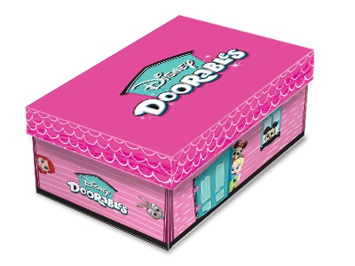 Doorables Branding Shoebox