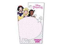 Disney Princess Comic Collection Hang Tag