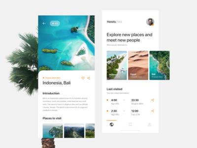TravelTree — Travel App