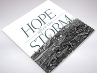 Hope After The Storm Cover Mockup