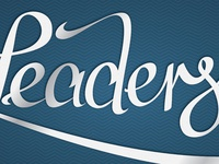Leadership Calligraphy: Concept