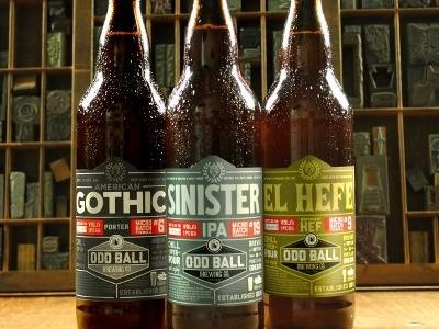 Odd Ball Brewing odd ball brewing beer
