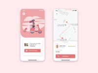 Delivery Order Apps - Mobile