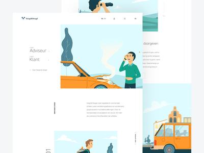 Voogd & Voogd - Corporate website