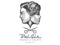 Bel Air Barber and Beauty Graphics
