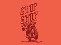 Chop Shop Tee Graphic