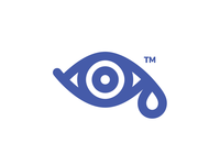 Tear & Eye Logo