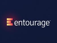 Entourage Logo Mockup