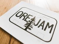 Oregon Jamboree Concept