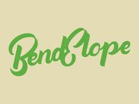 BendElope Lettering