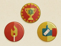 Chemistry Badges Round 2