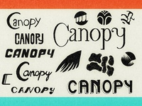Canopy Logo Concept WIP
