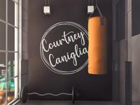 Courtney Caniglia  | Logo Design | Graphic Design