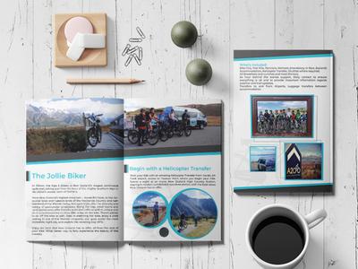 The Jollie Biker | Flyer Design | Graphic Design flyer artist designer graphicdesign