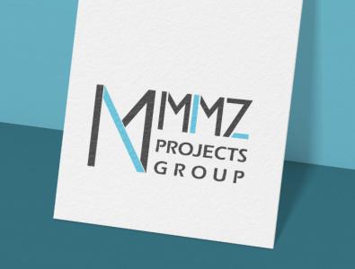MMZ Projects Group | Logo Design | Graphic Design logoportfolio brandingdesign portfolio graphicsdesign creativedesign illustration socialmedia art branding logodesign creative marketing graphics logo