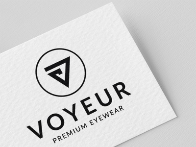 Voyeur | Logo Design | Graphic Design digitalart illustration graphicarts graphicart