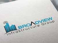 Broadview Infrastructure Group | Logo Design | Graphic Design
