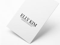 Elly Kim   Logo Design   Graphic Design