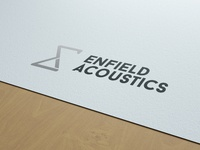 Enfield Acoustics | Logo Design | Graphic Designer