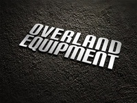 Overland Equipment | Logo Design | Graphic Design
