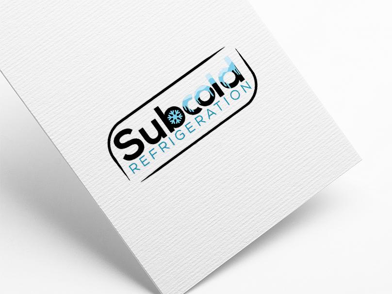 Subcold Refrigeration | Logo Design | Graphic Design designinspiration advertising creative designer design logo design grahic design branding brand and identity logo