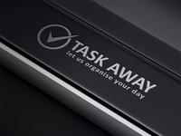 Task Away | Logo Design | Graphic Design