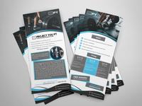 Zane Carboni | Brochure Design | Graphic Design
