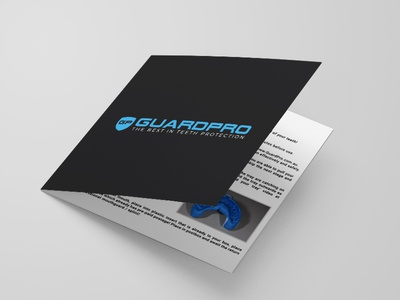 Guardpro Leaflet | Brochure Design | Graphic Design