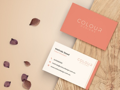 Colour Designs | Business Card Design | Graphic Designs