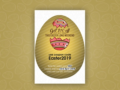 Easter Banner | Banner Design | Graphics