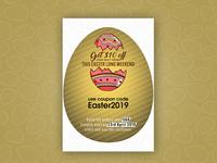 Easter Banner   Banner Design   Graphics