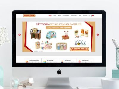 Sylvanian Families | Banner Design | Graphic Design