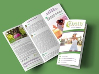 Renew Your Health | Brochure Design