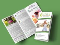Renew Your Health | Brochure Design