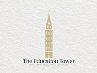 The Education Tower | Logo Design | Graphic Design