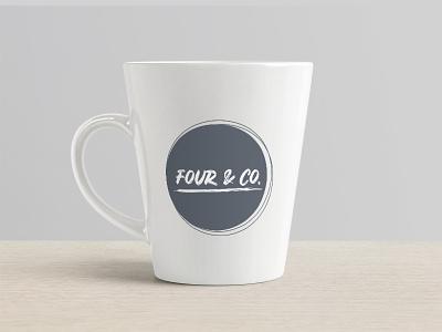 Four & Co | Logo Design | Graphic Designer graphicdesign creative designer illustrators