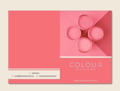 Colour Cover Design | Graphic Design